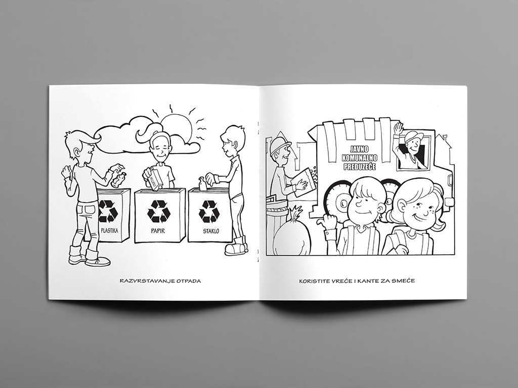 Coloring Book Una