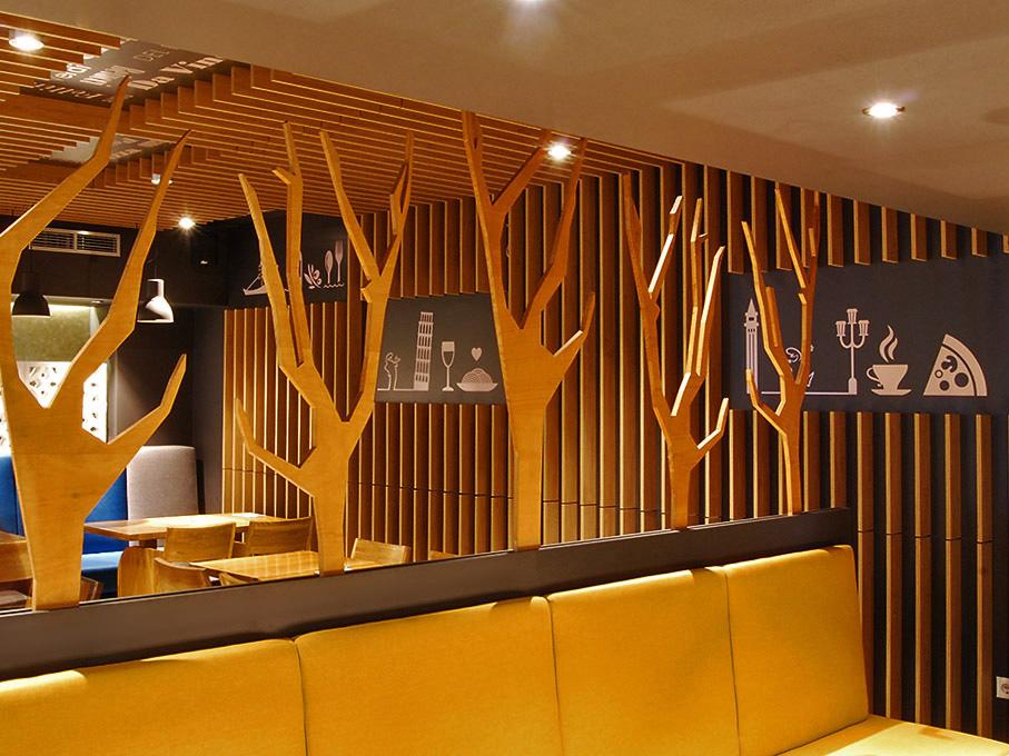 Interior Graphic